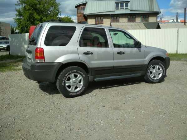 Ford Escape, 2004 год, 415 000 руб.