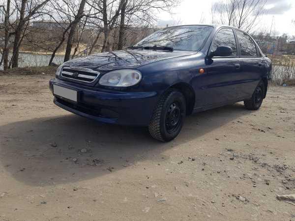Chevrolet Lanos, 2007 год, 82 000 руб.