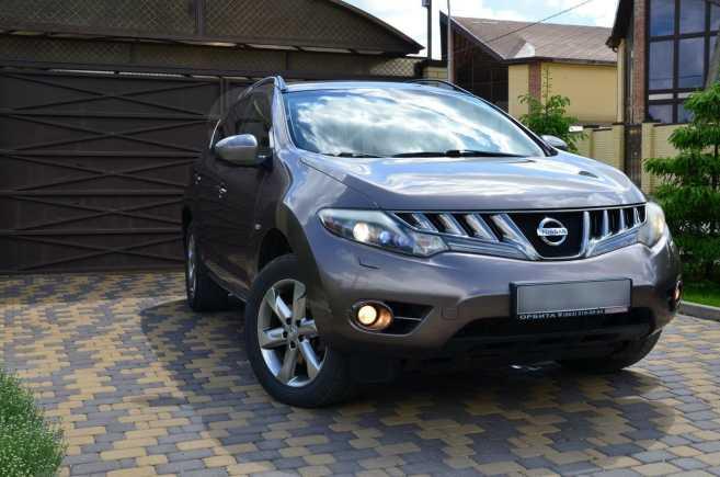 Nissan Murano, 2010 год, 799 000 руб.