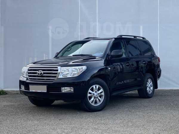 Toyota Land Cruiser, 2007 год, 1 550 000 руб.