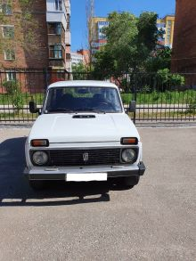 Омск 4x4 2121 Нива 1998