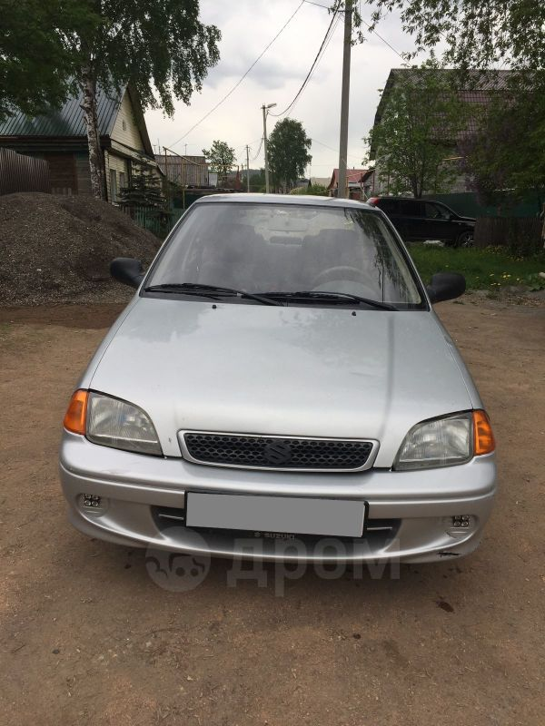 Suzuki Swift, 2002 год, 135 000 руб.