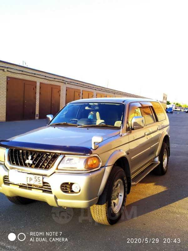 Mitsubishi Challenger, 2000 год, 480 000 руб.