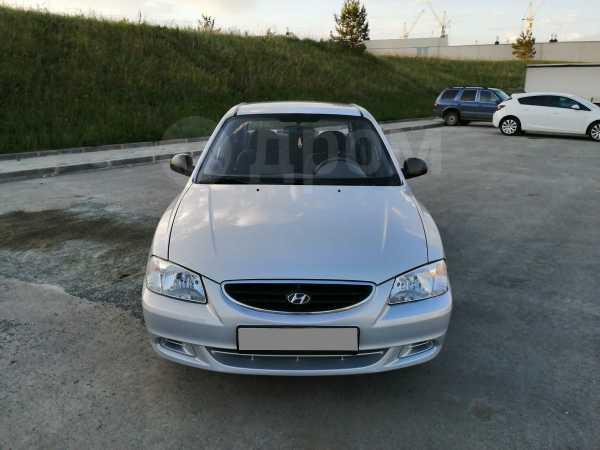 Hyundai Accent, 2009 год, 200 000 руб.