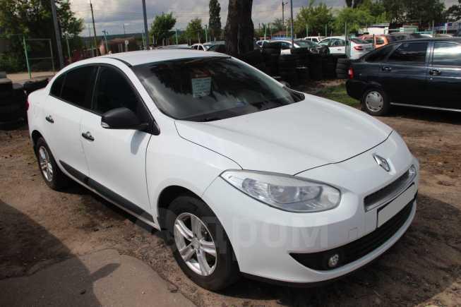 Renault Fluence, 2010 год, 370 000 руб.