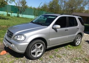 Нестеровская M-Class 2001