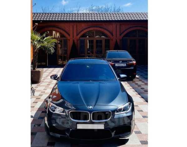 BMW M5, 2015 год, 3 500 000 руб.
