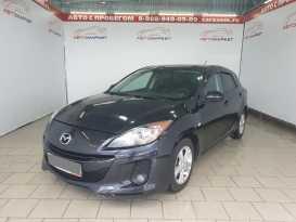 Новочеркасск Mazda3 2012