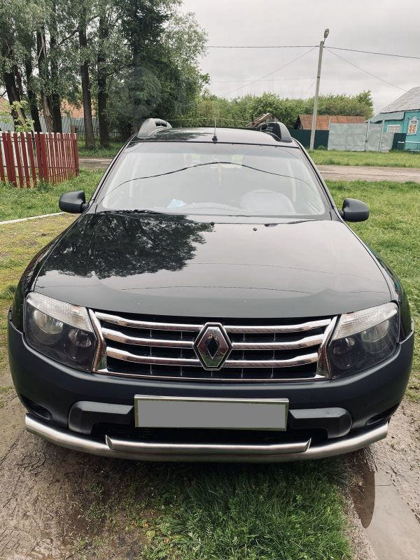 Renault Duster, 2012 год, 460 000 руб.