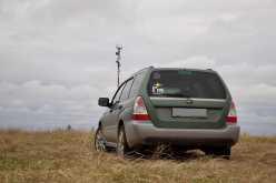 Новый Уренгой Forester 2007