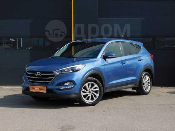 Hyundai Tucson, 2016 год, 1 030 000 руб.