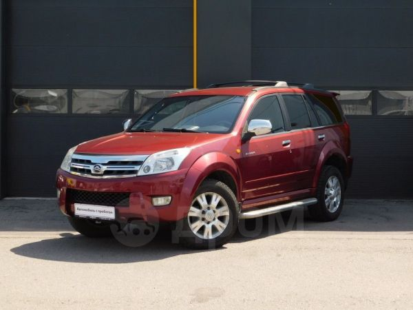 Great Wall Hover, 2007 год, 270 000 руб.