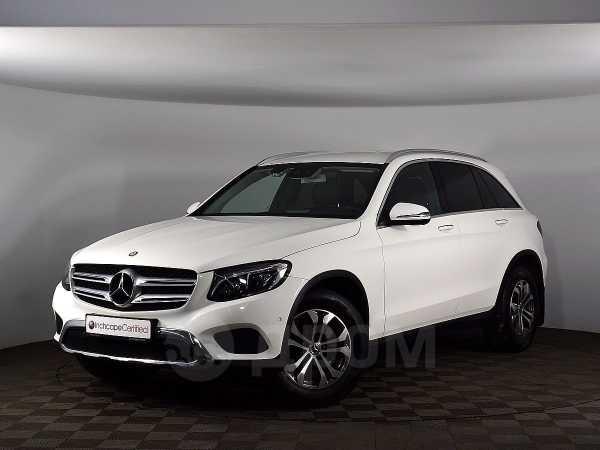 Mercedes-Benz GLC, 2017 год, 2 465 000 руб.