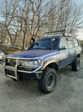 Петропавловск-Камчатский Land Cruiser 1997