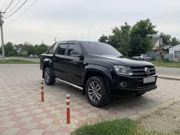 Volkswagen Amarok, 2010 год, 800 000 руб.