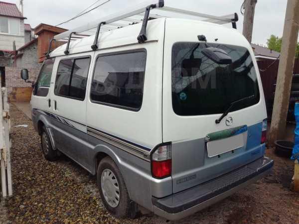 Mazda Bongo, 2001 год, 550 000 руб.