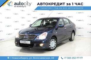 Новосибирск Nissan Almera 2017