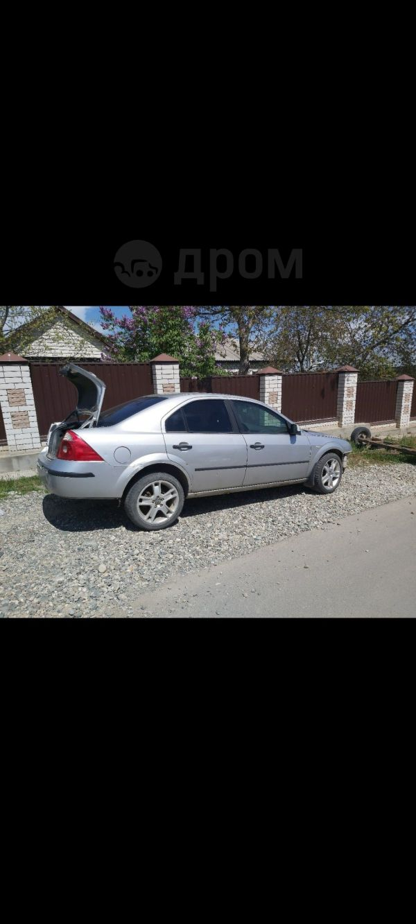 Ford Mondeo, 2003 год, 40 000 руб.