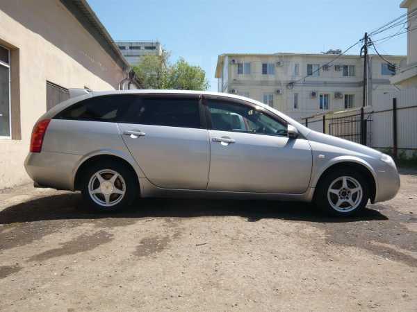Nissan Primera, 2001 год, 295 000 руб.