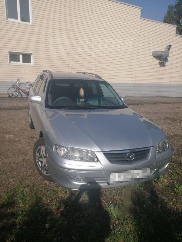 Mazda Capella, 2000 год, 215 000 руб.