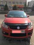 Suzuki SX4, 2008 год, 460 000 руб.
