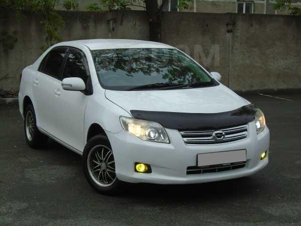 Toyota Corolla Axio, 2008 год, 375 000 руб.