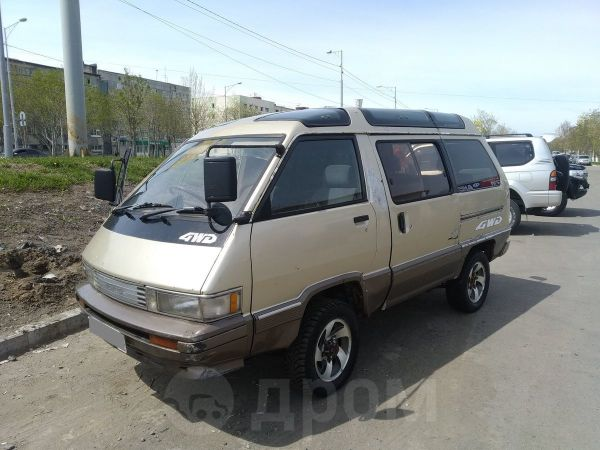 Toyota Town Ace, 1986 год, 99 000 руб.