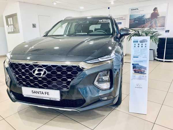 Hyundai Santa Fe, 2020 год, 2 724 000 руб.
