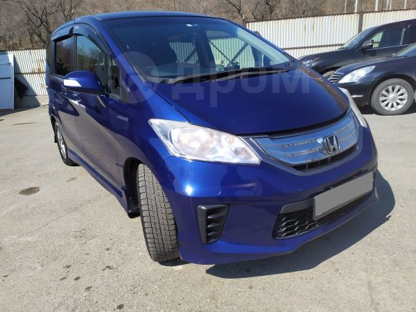 Honda Freed, 2012 год, 635 000 руб.