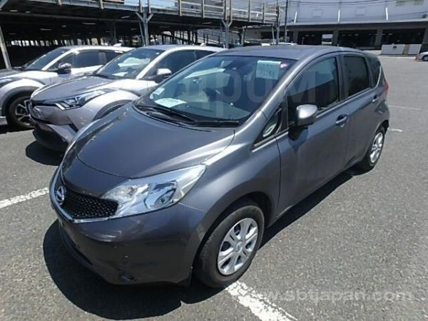 Nissan Note, 2016 год, 605 000 руб.