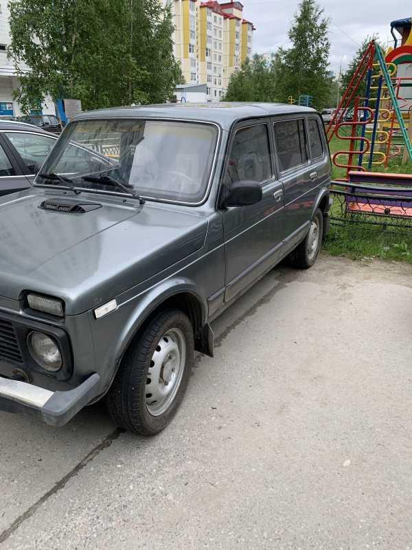 Лада 4x4 2131 Нива, 2008 год, 130 000 руб.