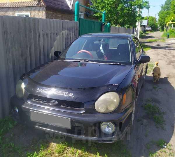 Subaru Impreza, 2002 год, 220 000 руб.