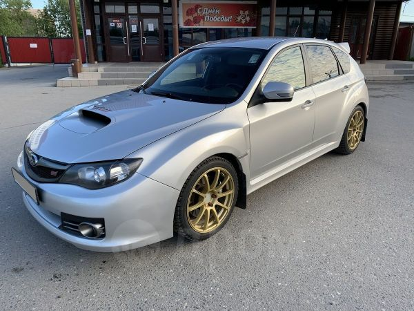 Subaru Impreza WRX STI, 2008 год, 700 000 руб.