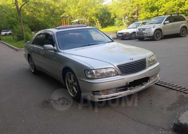 Nissan Cima, 1997 год, 200 000 руб.