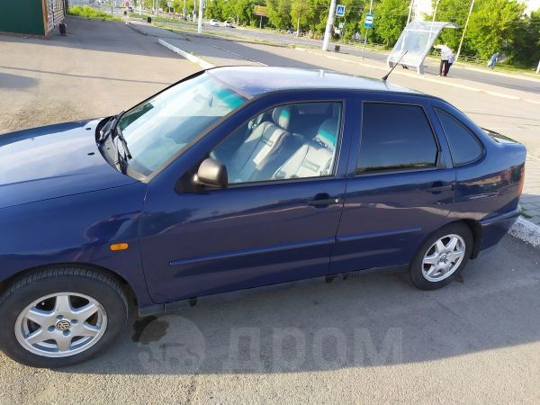Volkswagen Polo, 1997 год, 98 000 руб.