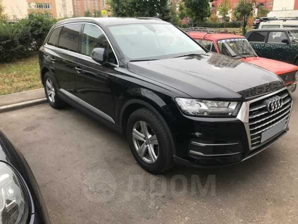Audi Q7, 2016 год, 2 600 000 руб.
