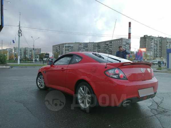 Hyundai Coupe, 2008 год, 395 000 руб.