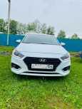 Hyundai Solaris, 2018 год, 860 000 руб.