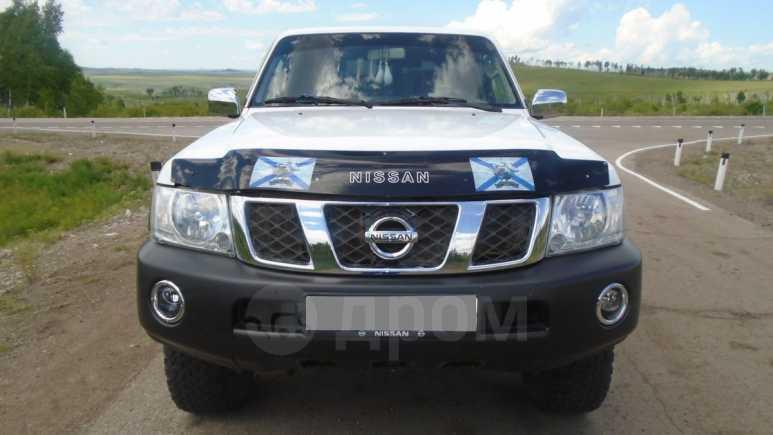 Nissan Patrol, 2012 год, 2 400 000 руб.