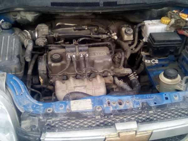 Chevrolet Aveo, 2008 год, 117 000 руб.