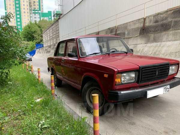 Лада 2107, 2008 год, 100 000 руб.