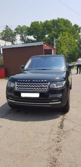 Хабаровск Range Rover 2016