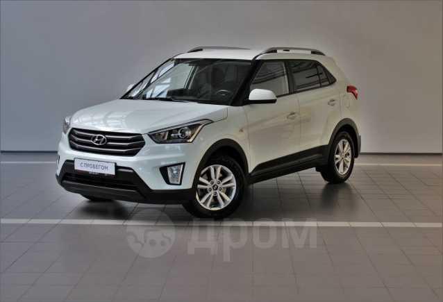 Hyundai Creta, 2017 год, 1 095 000 руб.