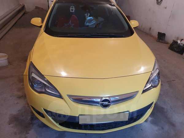 Opel Astra, 2011 год, 349 000 руб.
