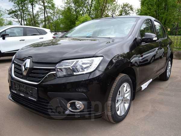 Renault Logan, 2019 год, 819 820 руб.