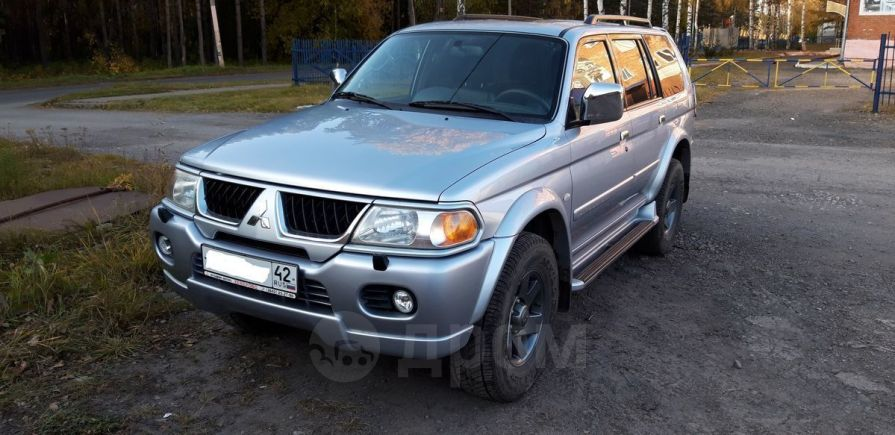 Mitsubishi Pajero Sport, 2004 год, 850 000 руб.
