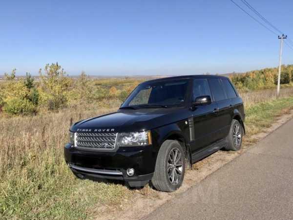 Land Rover Range Rover, 2010 год, 1 850 000 руб.