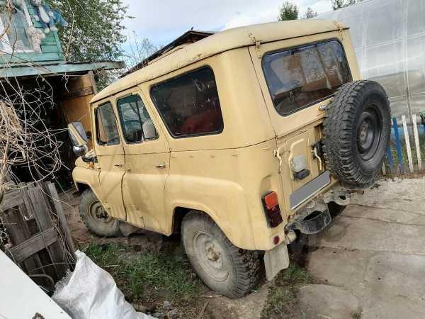 УАЗ 469, 1993 год, 180 000 руб.