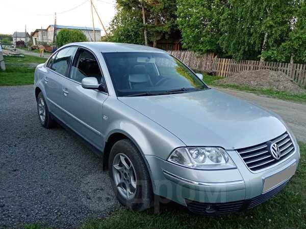 Volkswagen Passat, 2003 год, 275 000 руб.