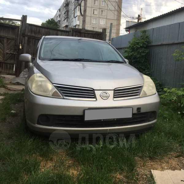 Nissan Tiida Latio, 2006 год, 180 000 руб.